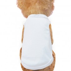 Pet shirt - white