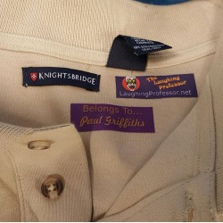 Clothing / Apparel Heat Seal Labels