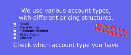 Check your account type