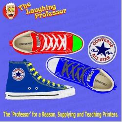 File - Converse shoe Mockup