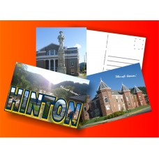 Postcard - Hinton WV