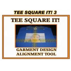 Heat Press Essentials Tee Square It