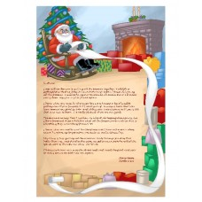Letter from Santa - personalized to your child