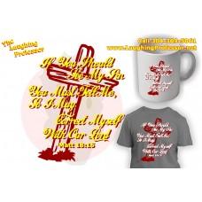 T-Shirt - Matthew 18:15