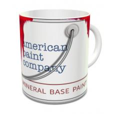 Mug - American Paint Can