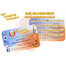 Plastic ID Card - double Sided dye printed