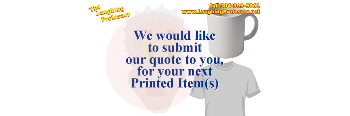 Quote for Printing