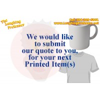 Product Quote for Printing