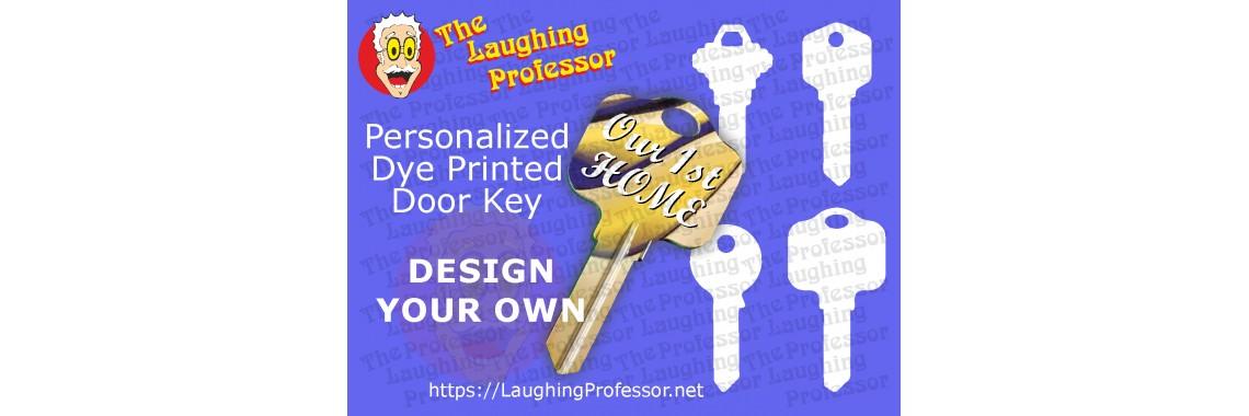 Realtor door keys