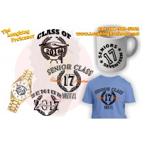 T-Shirt - Seniors Graduation Select your own choice of design.
