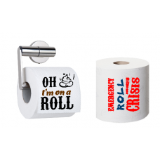 Toilet Roll - gag jokes
