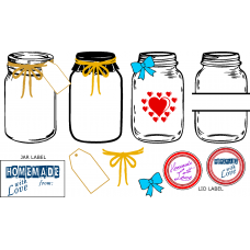 File - Mason Jar Kit