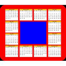 File - Calendar 2017
