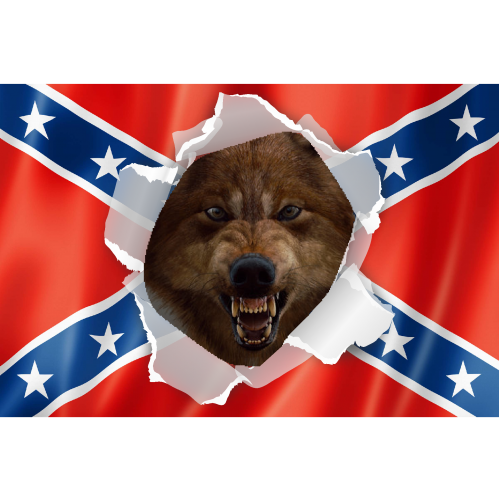 File Rebel Wolf Flag