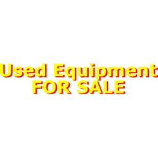 USED PRINTING EQUIPMENT - FOR SALE
