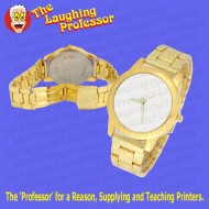 Watch - Wrist Watch unisex sublimation blank gold or silver
