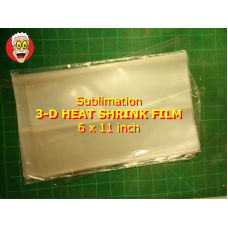 3-D Heat Shrink FILM