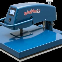 Hix Heat Press Swingman SM-25 20 Inch X 25 Inch Platen