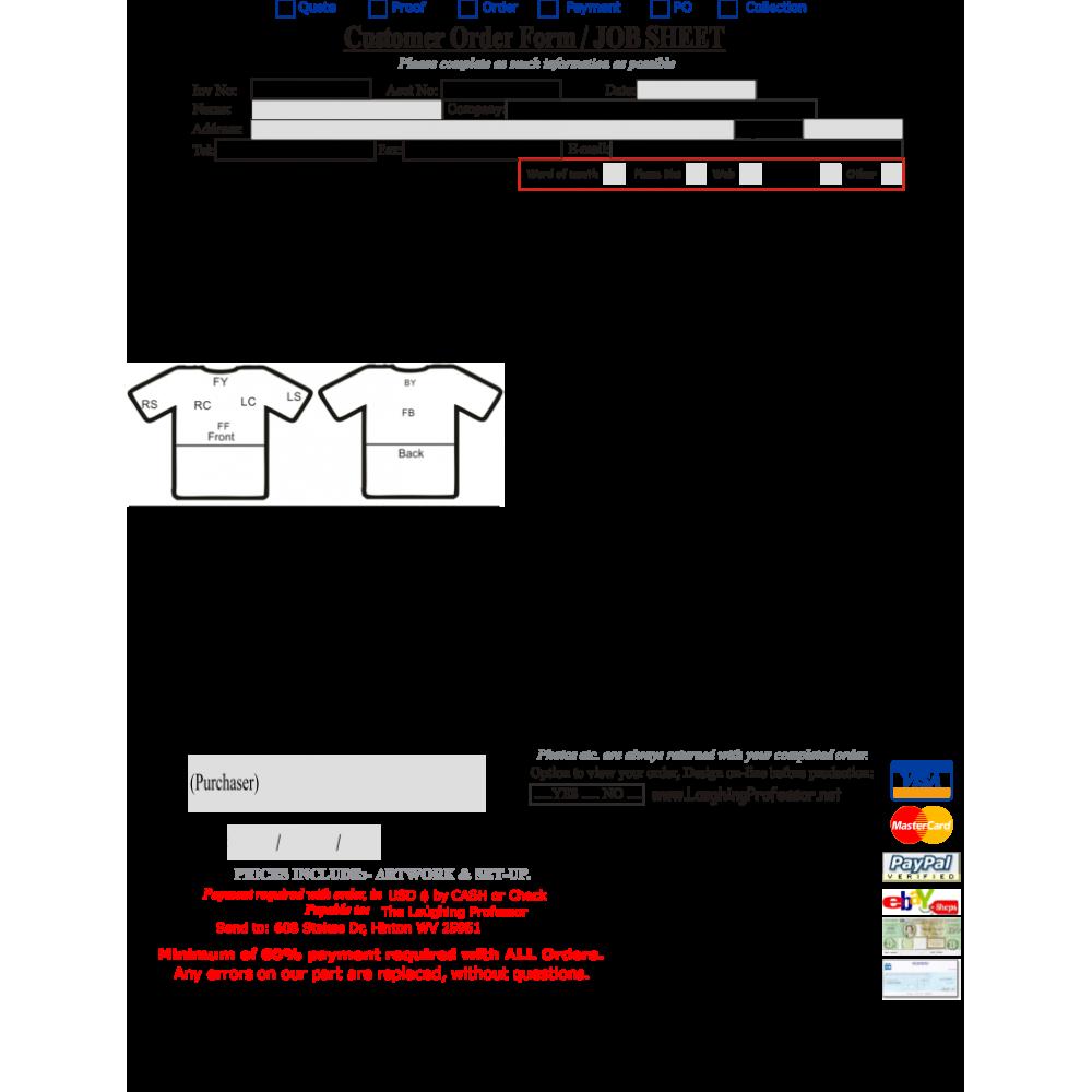 Monogram Order Form Template from laughingprofessor.net