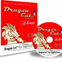 Vinyl Cutter Software - DragonCut