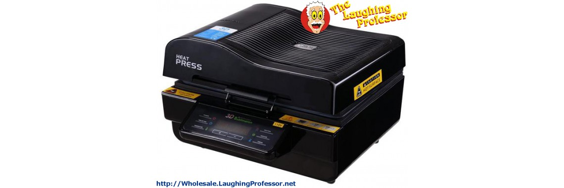 3d vacumm heat press