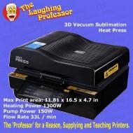 3D Sublimation Vacuum Heat Press