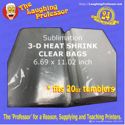 Heat Shrink Bag for Oven / Convection Ovens