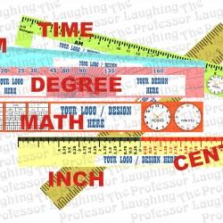 Ruler Math Template set