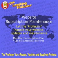 Website - Subscription Maintenance