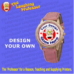 Watch - Unisex Leather wrist watch - blank sublimation