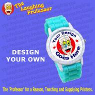 Watch - Silicone wrist watch, unisex sublimation blank